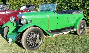 1928 Riley Nine MkIV tourer For Sale