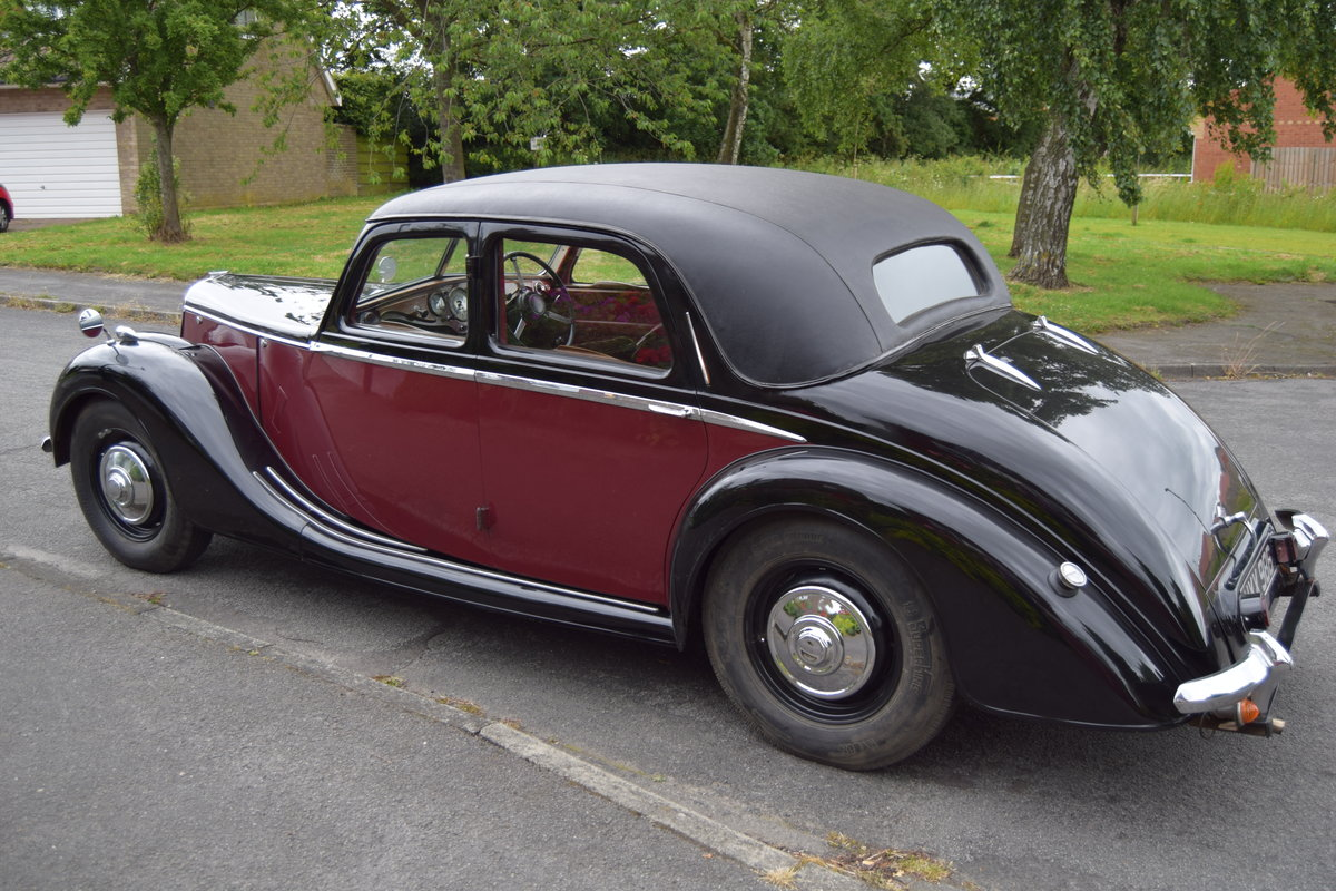 1947 Riley RMA, early example, reluctant sale SOLD (picture 2 of 6)
