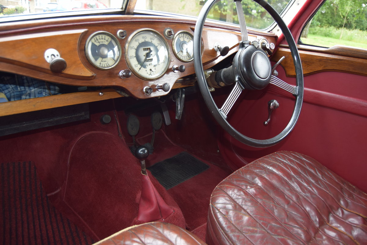 1947 Riley RMA, early example, reluctant sale SOLD (picture 3 of 6)