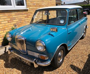 1965 Riley Elf Saloon for sale at EAMA Auction 20/7 For Sale by Auction