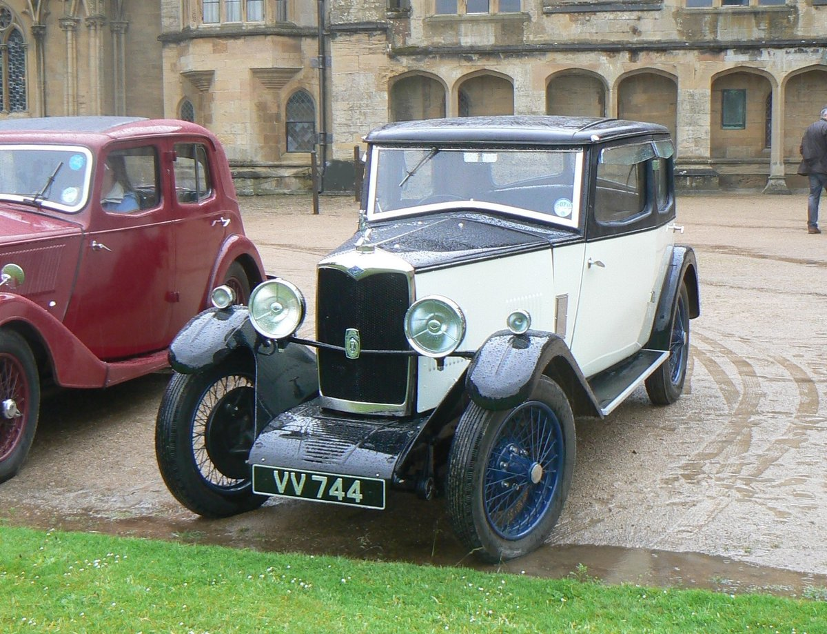 1931 Riley Alpine 14/6 Saloon For Sale (picture 1 of 6)