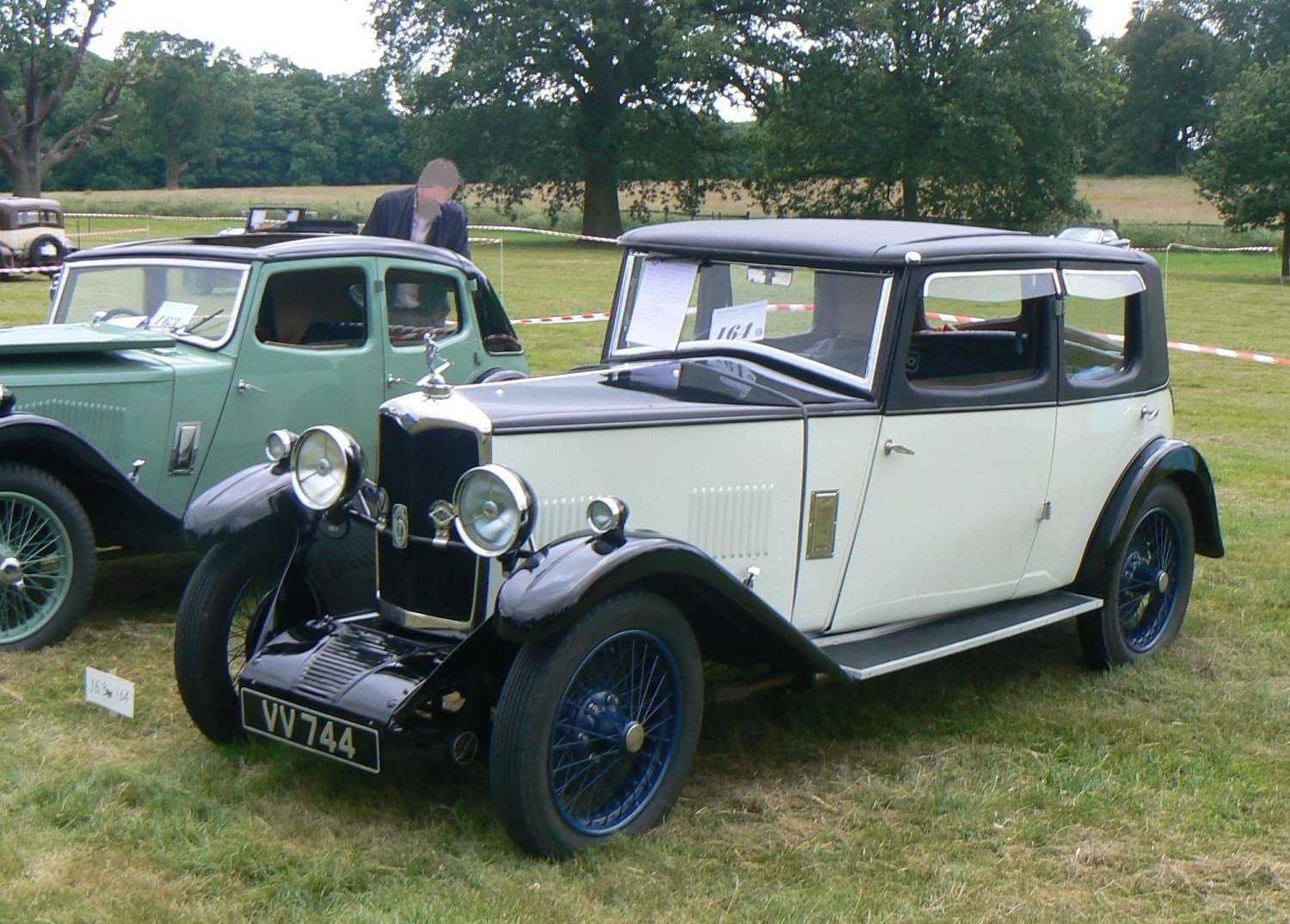 1931 Riley Alpine 14/6 Saloon For Sale (picture 6 of 6)