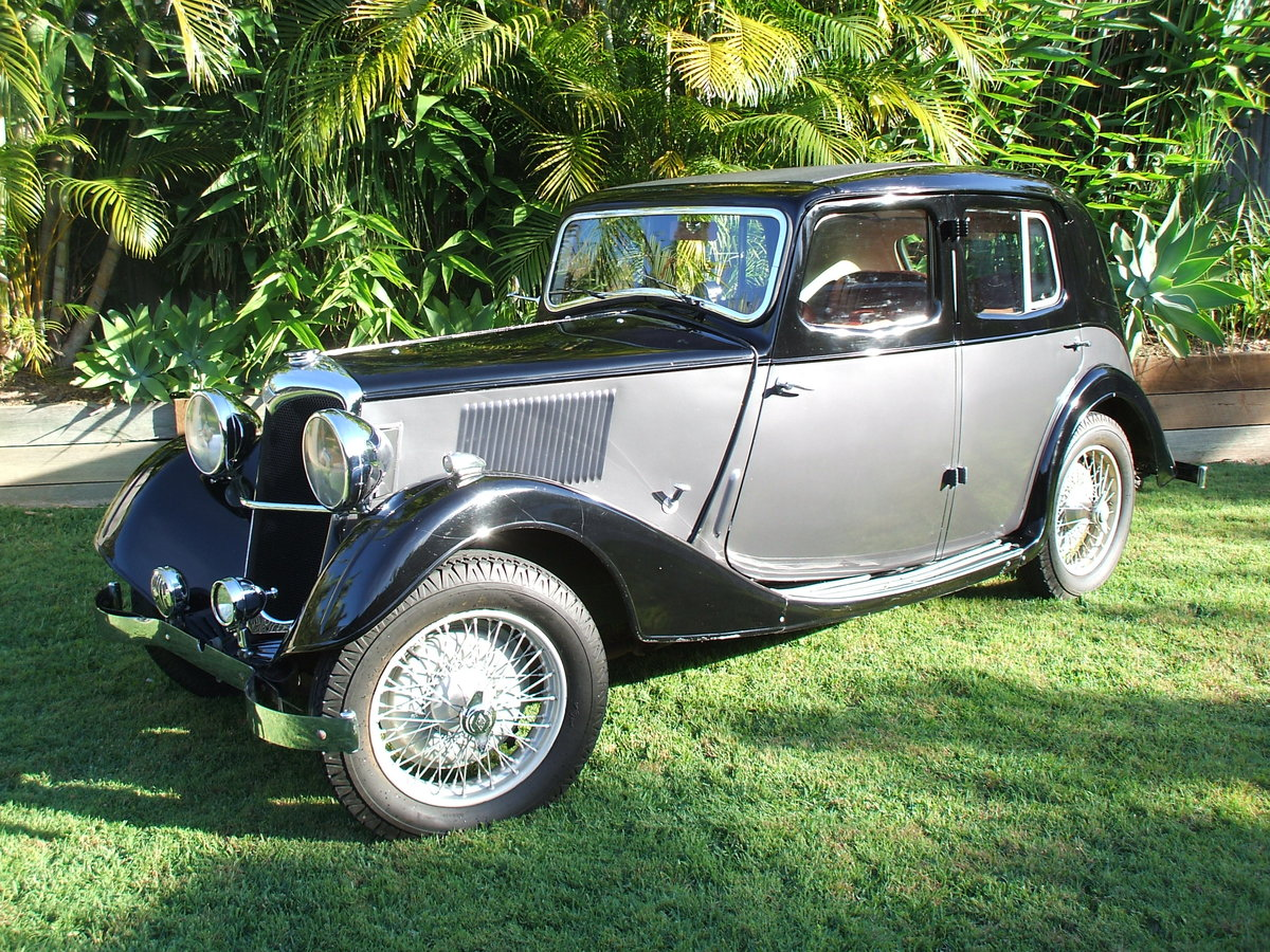 1936 riley falcon For Sale (picture 1 of 6)
