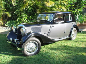 1936 riley falcon For Sale