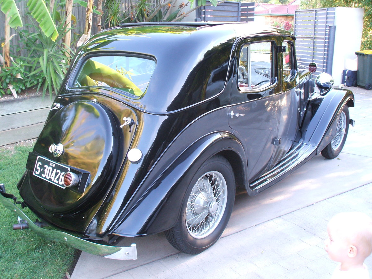 1936 riley falcon For Sale (picture 2 of 6)
