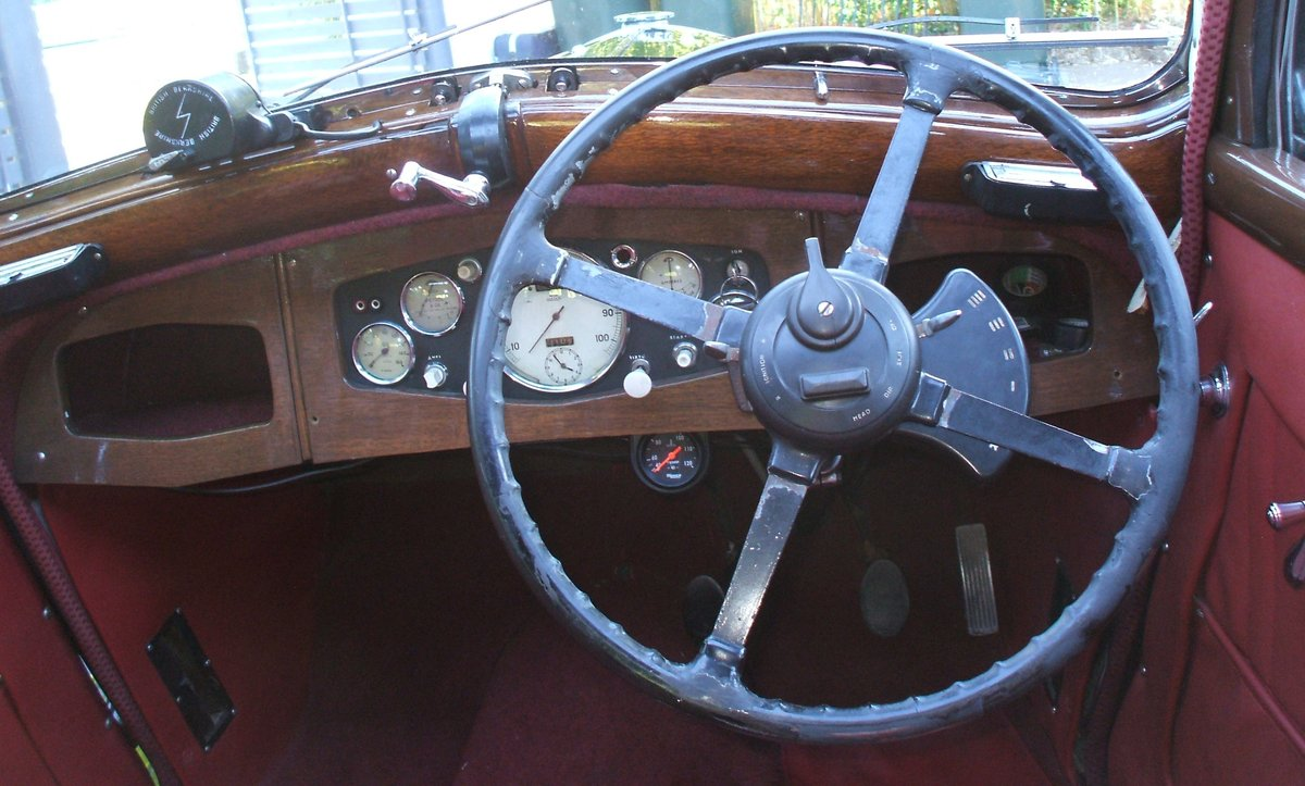 1936 riley falcon For Sale (picture 6 of 6)