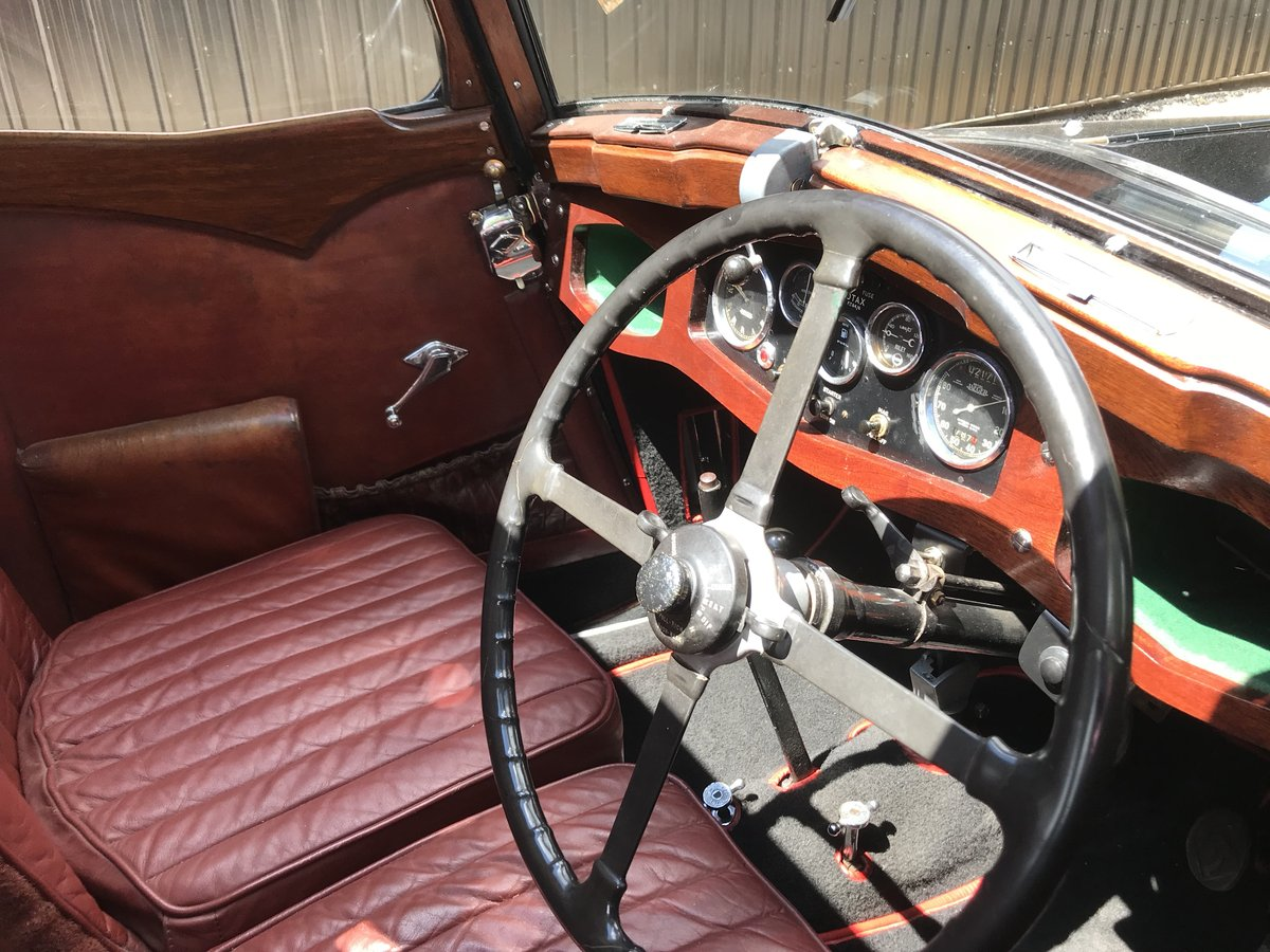1932 Riley Monaco - excellent example SOLD (picture 4 of 6)
