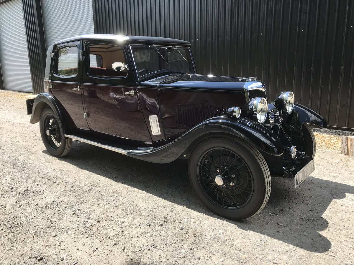 1932 Riley Monaco - excellent example SOLD (picture 6 of 6)