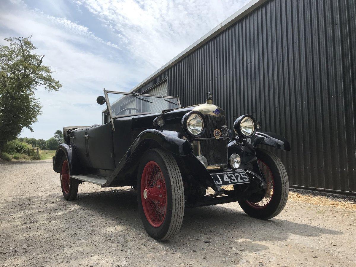 1930 Riley Mk IV Tourer - Reserved SOLD (picture 1 of 6)