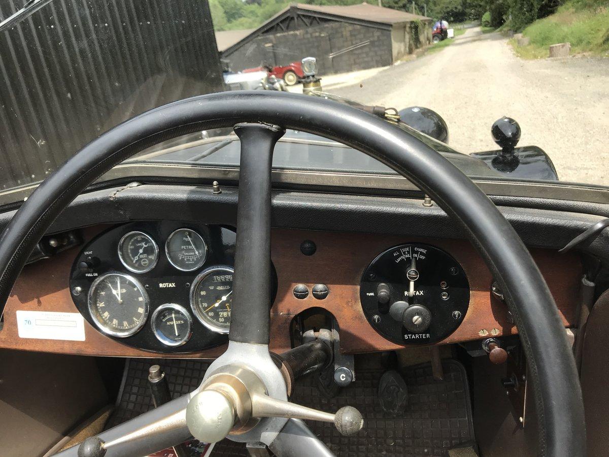 1930 Riley Mk IV Tourer - Reserved SOLD (picture 3 of 6)