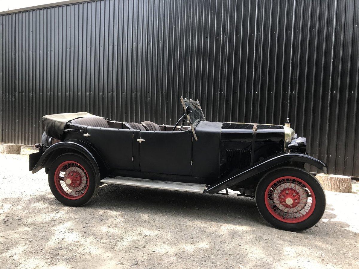 1930 Riley Mk IV Tourer - Reserved SOLD (picture 6 of 6)