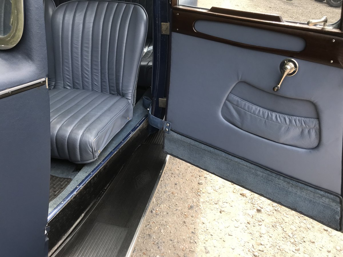 1931 Riley Alpine 14/6 Fabric Saloon- New Price! For Sale (picture 5 of 6)