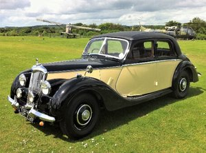 1952 Riley RMA in current ownership almost 30 years For Sale