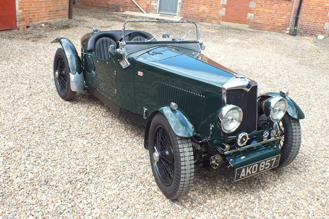 1933 A superb Riley which needs to be seen to be appreciated For Sale (picture 1 of 6)
