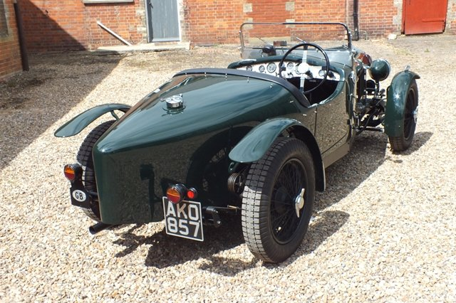 1933 A superb Riley which needs to be seen to be appreciated For Sale (picture 3 of 6)