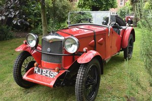 1929 Vintage Riley Nine Special For Sale