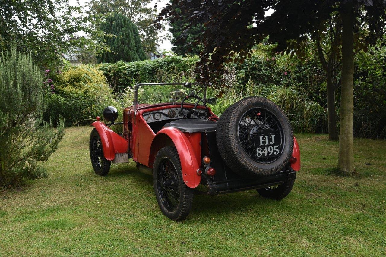 1929 Vintage Riley Nine Special For Sale (picture 2 of 6)