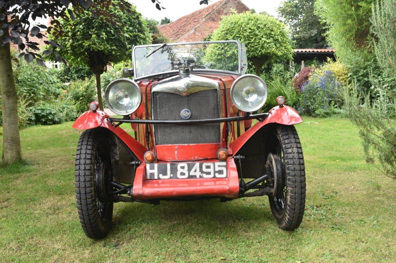 1929 Vintage Riley Nine Special For Sale (picture 6 of 6)