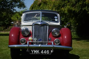 1953 RILEY RME 1.5 - BEAUTIFUL ALL ROUND, NEW PANELS. For Sale