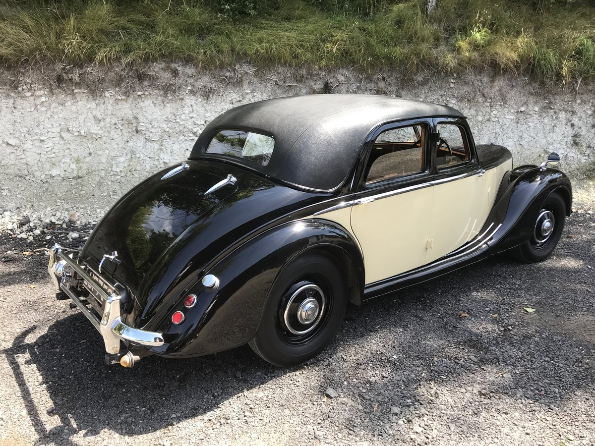 1952 Riley RMA in current ownership almost 30 years SOLD (picture 2 of 6)