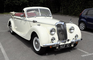 1950 Rare Opportunity - Riley RMD Left Hand Drive For Sale
