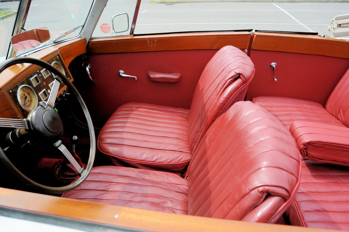 1950 Rare Opportunity - Riley RMD Left Hand Drive For Sale (picture 4 of 6)