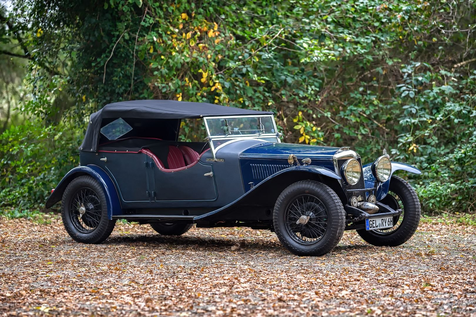 1937 Riley 15/6 Tourer For Sale (picture 1 of 6)