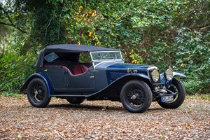 1937 Riley 15/6 Tourer For Sale