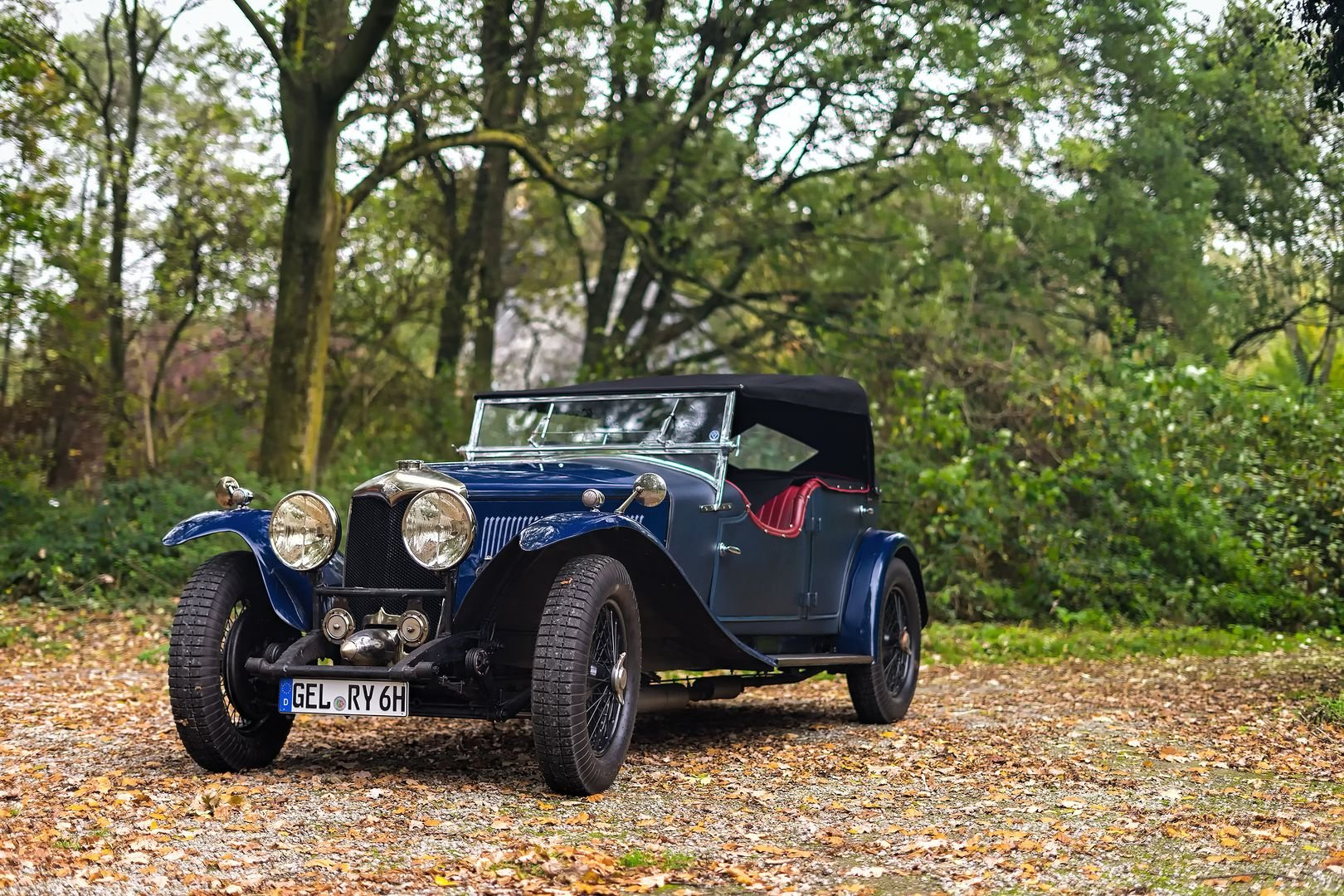 1937 Riley 15/6 Tourer For Sale (picture 2 of 6)