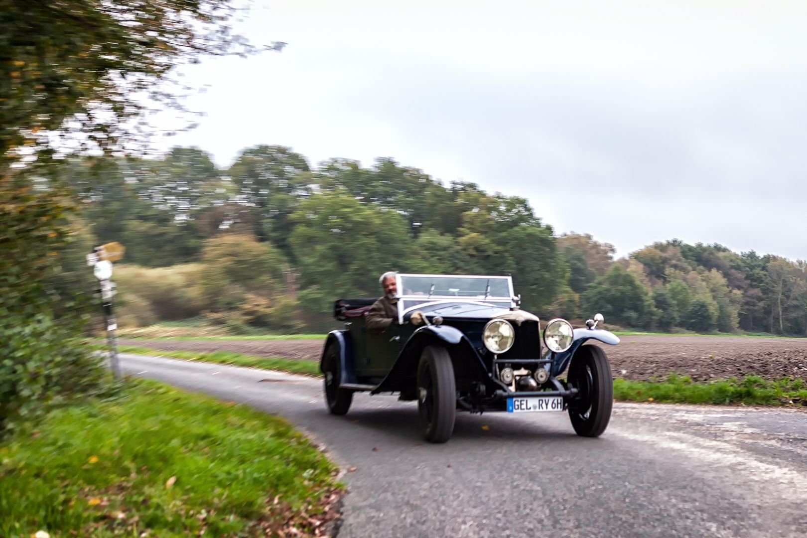 1937 Riley 15/6 Tourer For Sale (picture 6 of 6)