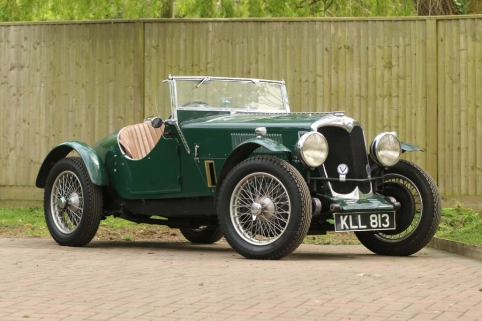 1935 Riley 12/4 Special For Sale (picture 1 of 6)