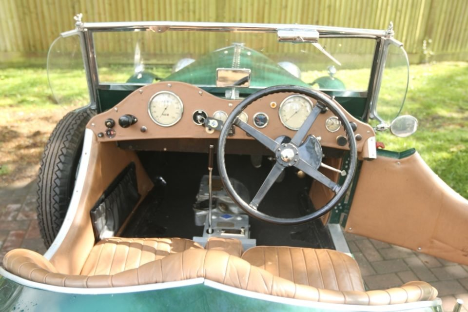 1935 Riley 12/4 Special For Sale (picture 5 of 6)