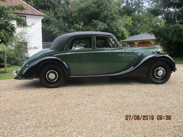 1948 Riley Rma 1.5 Litre Sports Saloon SOLD (picture 3 of 6)