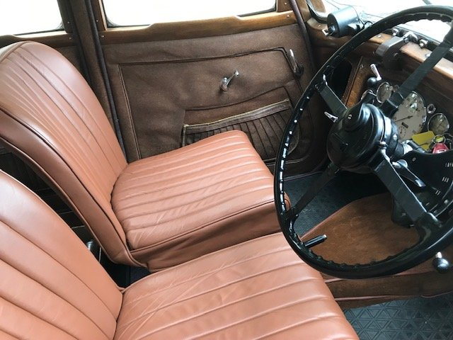 1936 Riley Adelphi - present owner 55 years For Sale (picture 4 of 6)