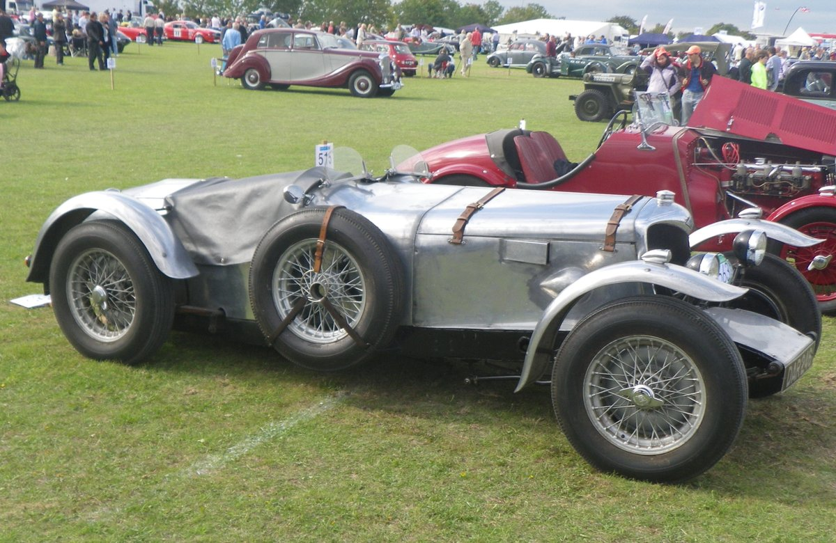 1938 Riley Special 2.5L Rebuilt & Tuned For Sale (picture 1 of 6)