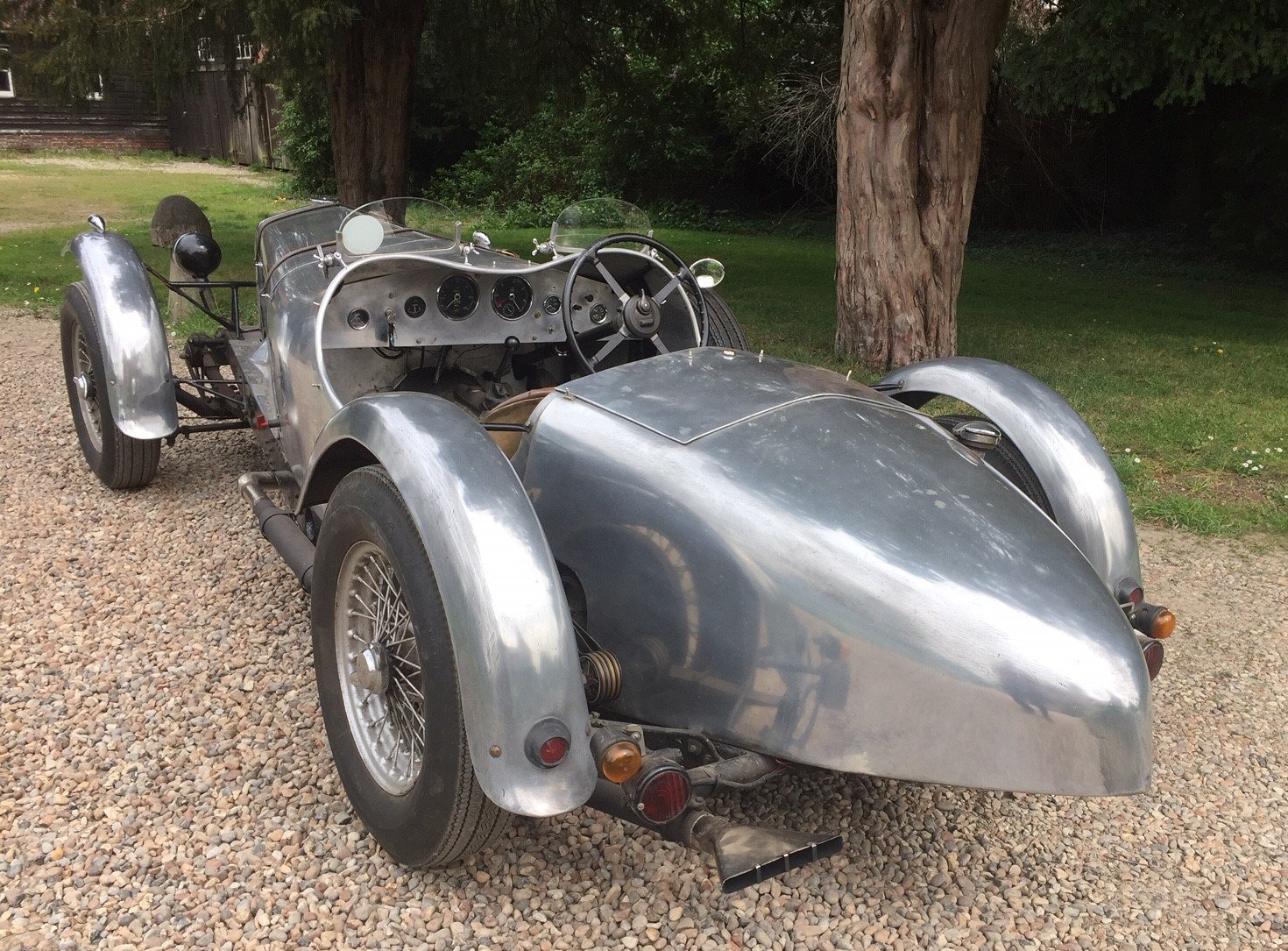 1938 Riley Special 2.5L Rebuilt & Tuned For Sale (picture 2 of 6)
