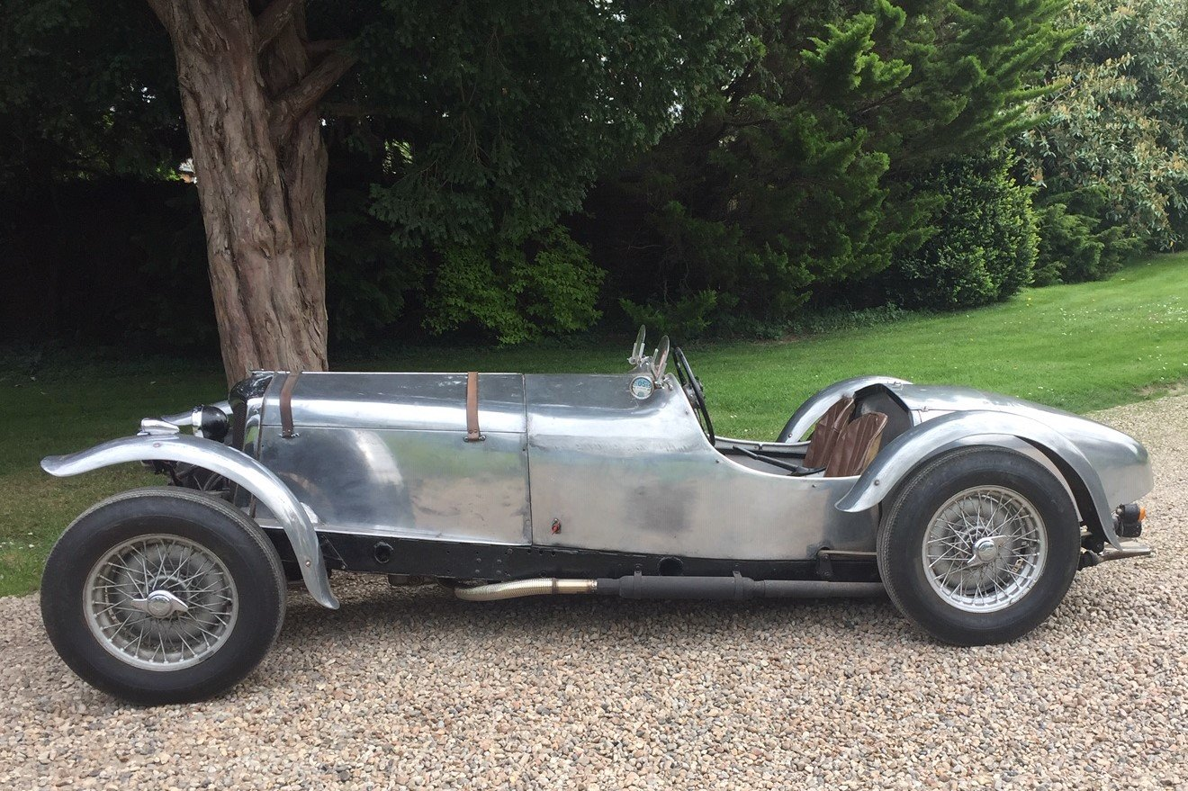 1938 Riley Special 2.5L Rebuilt & Tuned For Sale (picture 3 of 6)
