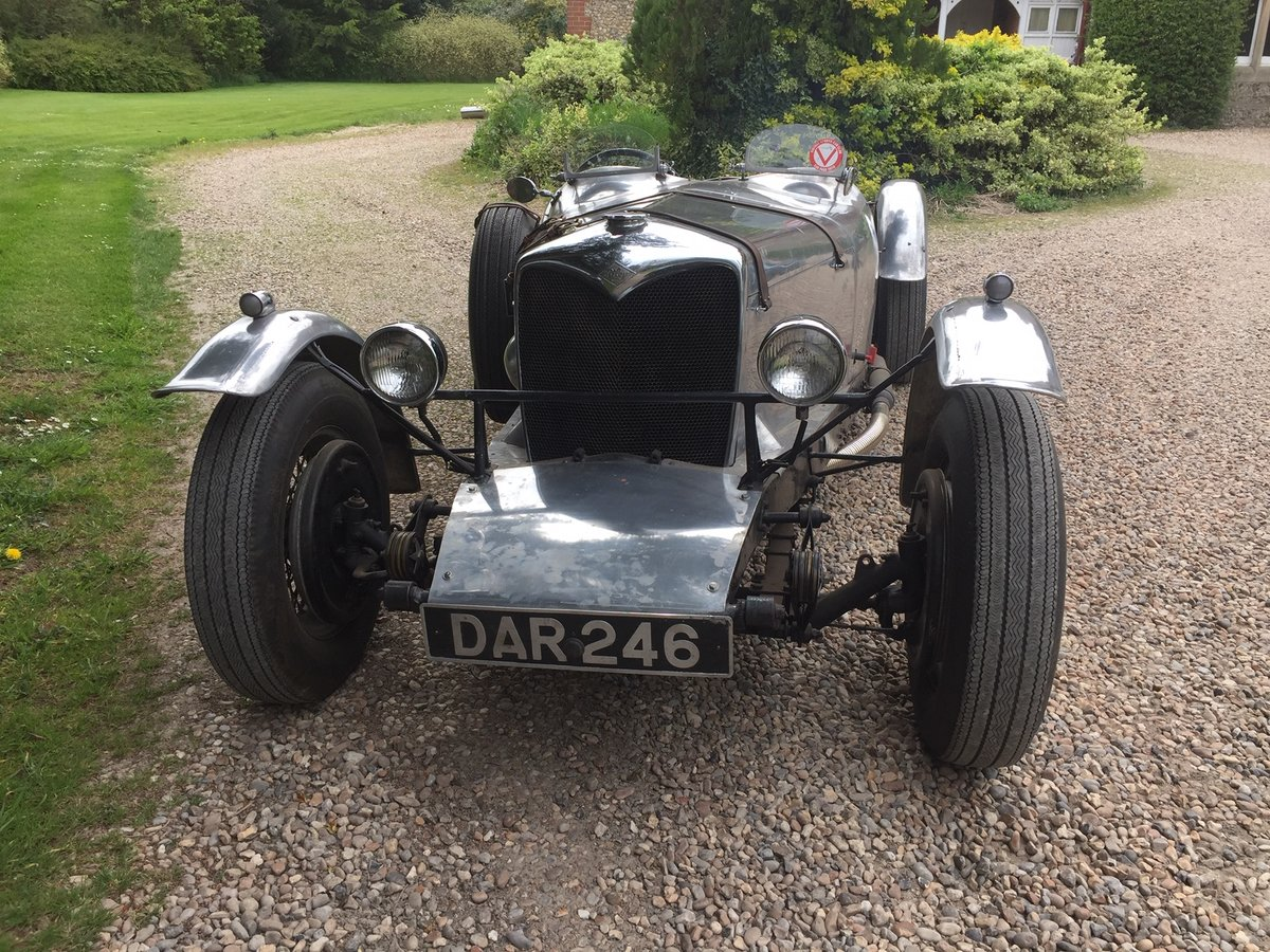 1938 Riley Special 2.5L Rebuilt & Tuned For Sale (picture 4 of 6)