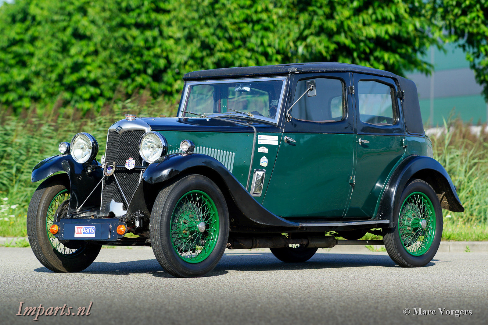 Very nice original Riley Nine Monaco 1933 For Sale (picture 1 of 6)