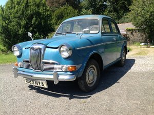 Picture of Riley 1.5 1961 Barn find stored since 1988 SOLD
