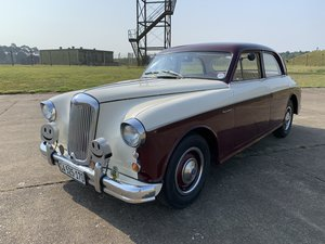 1958 Riley Two Point Six (2.6) SOLD