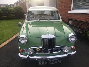 1960 Riley 1.5 Lovely well cared for  For Sale
