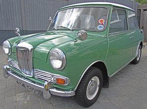 1968 Riley Elf Mk3 998cc Mini Cooper based engine 11k excellent  SOLD