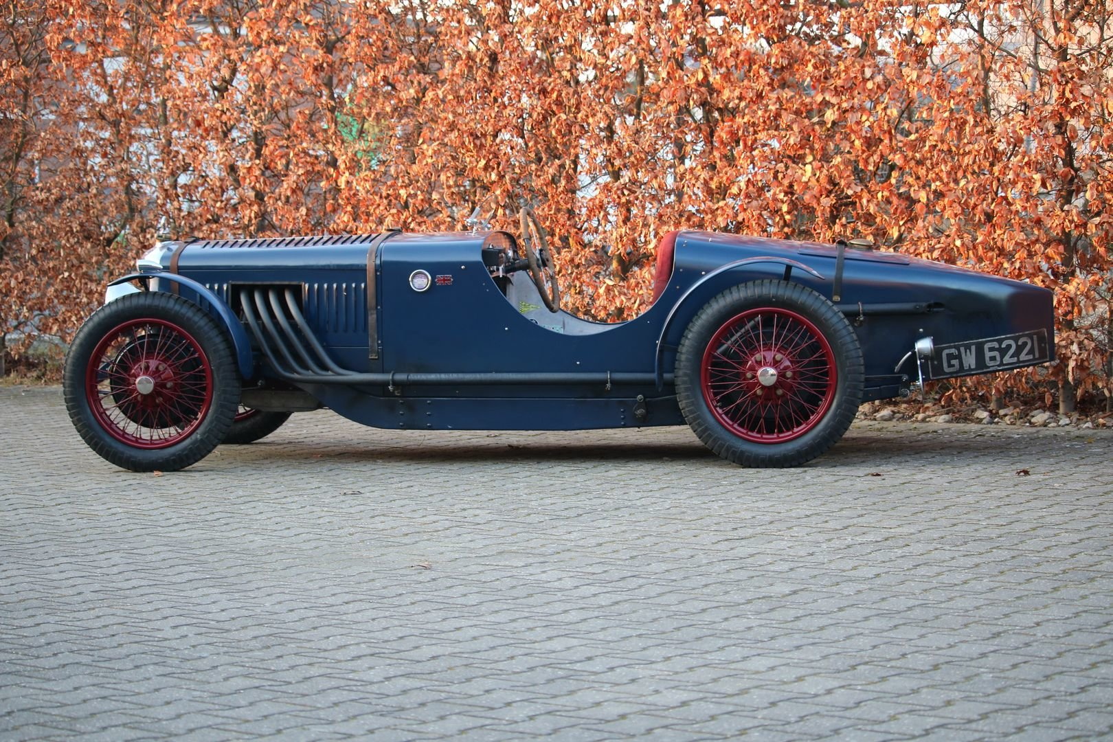 1932 Riley 9 Special For Sale (picture 3 of 6)