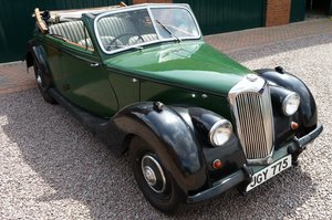 Picture of Riley RMA Convertible 1947 For Sale