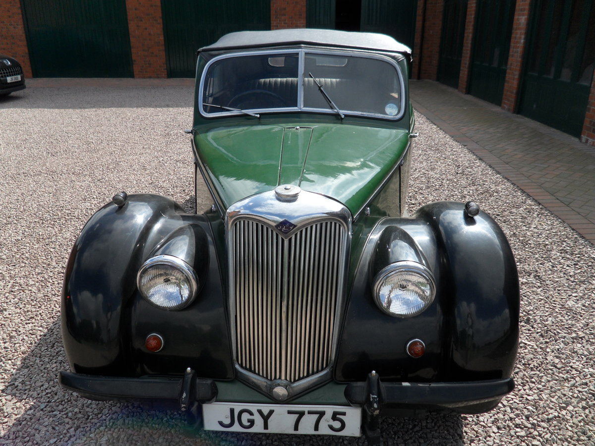 Riley RMA Convertible 1947 For Sale (picture 2 of 6)
