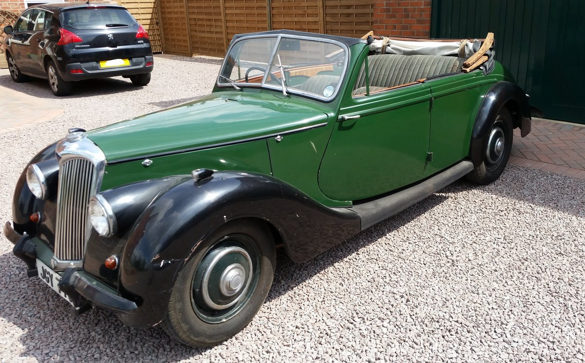 Riley RMA Convertible 1947 For Sale (picture 3 of 6)