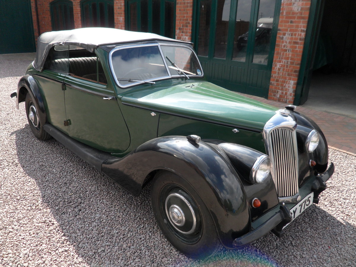 Riley RMA Convertible 1947 For Sale (picture 4 of 6)