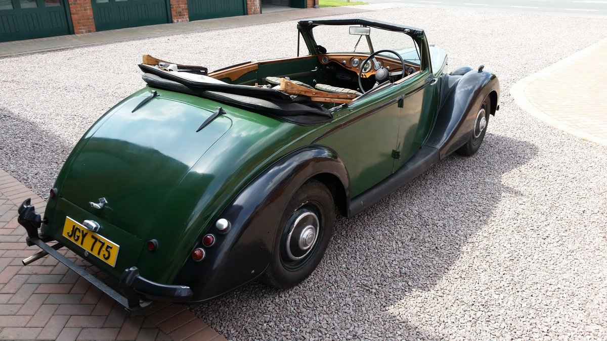 Riley RMA Convertible 1947 For Sale (picture 5 of 6)