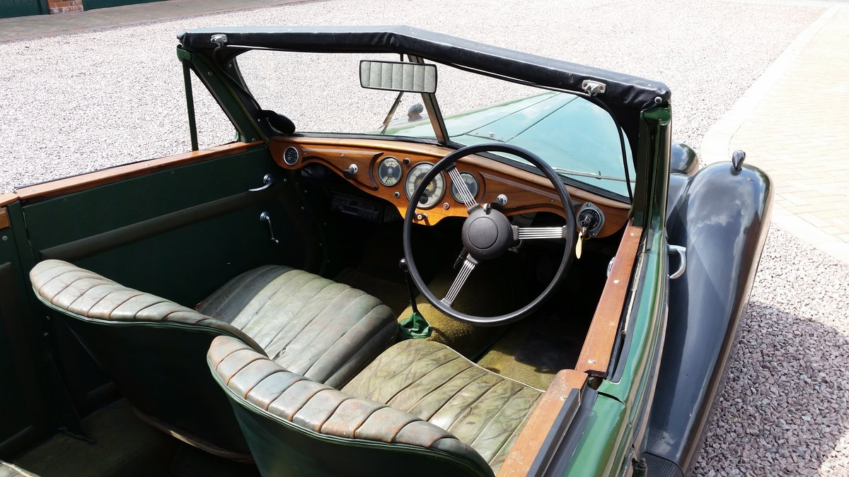 Riley RMA Convertible 1947 For Sale (picture 6 of 6)
